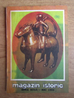 Anticariat: Magazin istoric, anul XXVII, nr. 5 (314), mai 1993