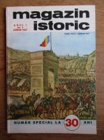 Anticariat: Magazin istoric, anul XXXI, nr. 4 (361), aprilie 1997
