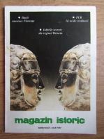 Magazin istoric, anul XXXI, nr. 7 (364), iulie 1997