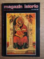 Magazin istoric, Anul XXXIV, Nr. 1 (394), ianuarie 2000