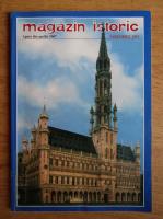 Anticariat: Magazin istoric, Anul XXXVII, Nr. 11 (440), noiembrie 2003