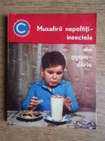 Anticariat: N. I. Manolescu - Musafirii nepoftiti, insectele din gospodarie