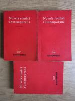 Anticariat: Nuvela romana contemporana (3 volume)