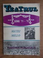 Anticariat: Revista Teatrul, nr. 9, anul XVI, septembrie 1971