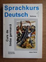Anticariat: Ulrich Haussermann - Sprachkurs Deutsch. Unterrichtswerk fur Erwachsene (volumul 1)