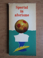 Anticariat: Victor Banciulescu - Sportul in aforisme