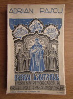 Anticariat: Adrian Pascu - Barbu lautarul (1930)