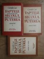 Anticariat: Corneliu Leu - Faptele de arme ale unor civili in secolul razboaielor mondiale sau ce inseamna puterea (3 volume)