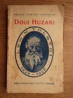 Doui Huzari - Asediul Sevastopolului. Moartea lui Aleanin (1929)