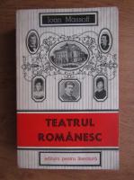 Ioan Massoff - Teatrul romanesc vol 2