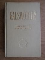 John Galsworthy - Vara tarzie a unui forsyte