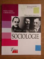 Maria Voinea, Carmen Bulzan - Sociologie. Manual pentru clasa a 11-a