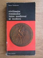 Anticariat: Razvan Theodorescu - Civilizatia romanilor intre medieval si modern