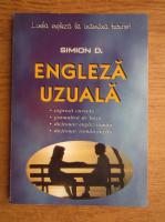 Anticariat: Simion D. - Engleza uzuala