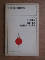 Stefan Olteanu - Lupta de la Valea Alba