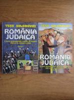 Anticariat: Tesu Solomovici - Romania judaica (2 volume)
