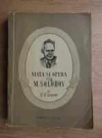 Anticariat: V. V. Gura - Viata si opera lui M. Solohov