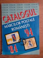 Anticariat: Victor Sasu - Catalogul marcilor postale romanesti