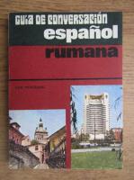 Anticariat: Dan Munteanu - Guia de conversation espanol-rumana
