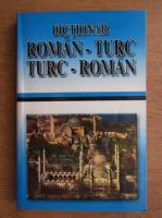 Dictionar Roman-Turc, Turc-Roman