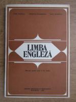 Anticariat: Doris Bunaciu - Limba engleza, manual pentru anul V de studiu