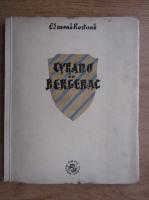 Anticariat: Edmond Rostand - Cyrano de Bergerac (1947, cu ilustratii de Stefan Constantinescu)