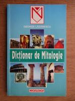 George Lazarescu - Dictionar de mitologie