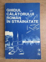 Anticariat: Ghidul calatorului roman in strainatate