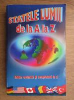 I. Andrei - Statele lumii de la A la Z