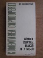 Anticariat: Ion Pogorilovschi - Ansamblul sculptural Brancusi de la Targu-Jiu