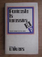 Anticariat: Ion Roman - Portocale la fereastra ei