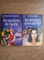 Jacqueline Briskin - Les sentiers de l'aube (2 volume)