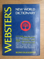 Anticariat: John Webster - Webster's new world dictionary