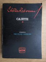 Anticariat: Liviu Rebreanu - Caiete (volumul 1)