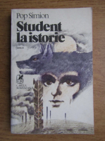 Anticariat: Pop Simion - Student la istorie