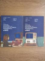 Anticariat: A. Petrescu - Totul despre calculatorul personal mic (2 volume)