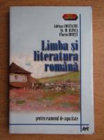 Adrian Costache, Stefan M. Ilinca, Florin Ionita - Limba si literatura romana pentru examenul de capacitate