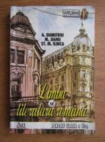 Amalia Dumitriu, Mihaela Jianu - Limba si literatura romana. Pentru clasa a VI-a