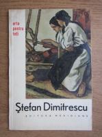 Beatrice Bednarik - Stefan Dimitrescu