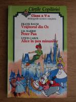 Cartile copilariei. Bibliografie scolara completa pentru clasa a V-a