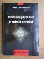Costel Cristian Lazar - Romanii din judetul Ciuc in perioada interbelica