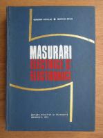 Anticariat: Edmond Nicolau - Masurari electrice si electronice
