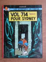 Herge - Les aventures de Tintin. Vol 714 pour Sydney