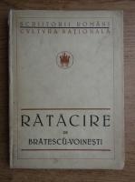 Anticariat: Ioan Alexandru Bratescu Voinesti - Ratacire (1923)