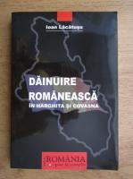 Ioan Lacatusu - Dainuire romaneasca in Harghita si Covasna