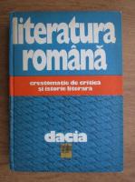 Anticariat: Ion Bucsa, Teodor Capota - Literatura romana, Crestomatie de critica si istorie literara