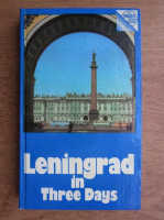 Pavel Kann - Leningrad in three days