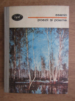 Anticariat: Serghei Esenin - Poezii si poeme