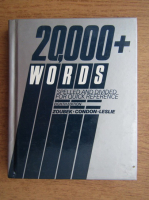Anticariat: 20000 Words, Spelled and divided for quick referance