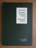 Cecilia Caroni - Metodica predarii limbii si literaturii romane